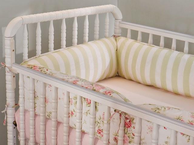 dekorasi kamar bayi, tempat tidur bayi