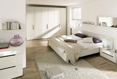 dormitorio matrimonial moderno