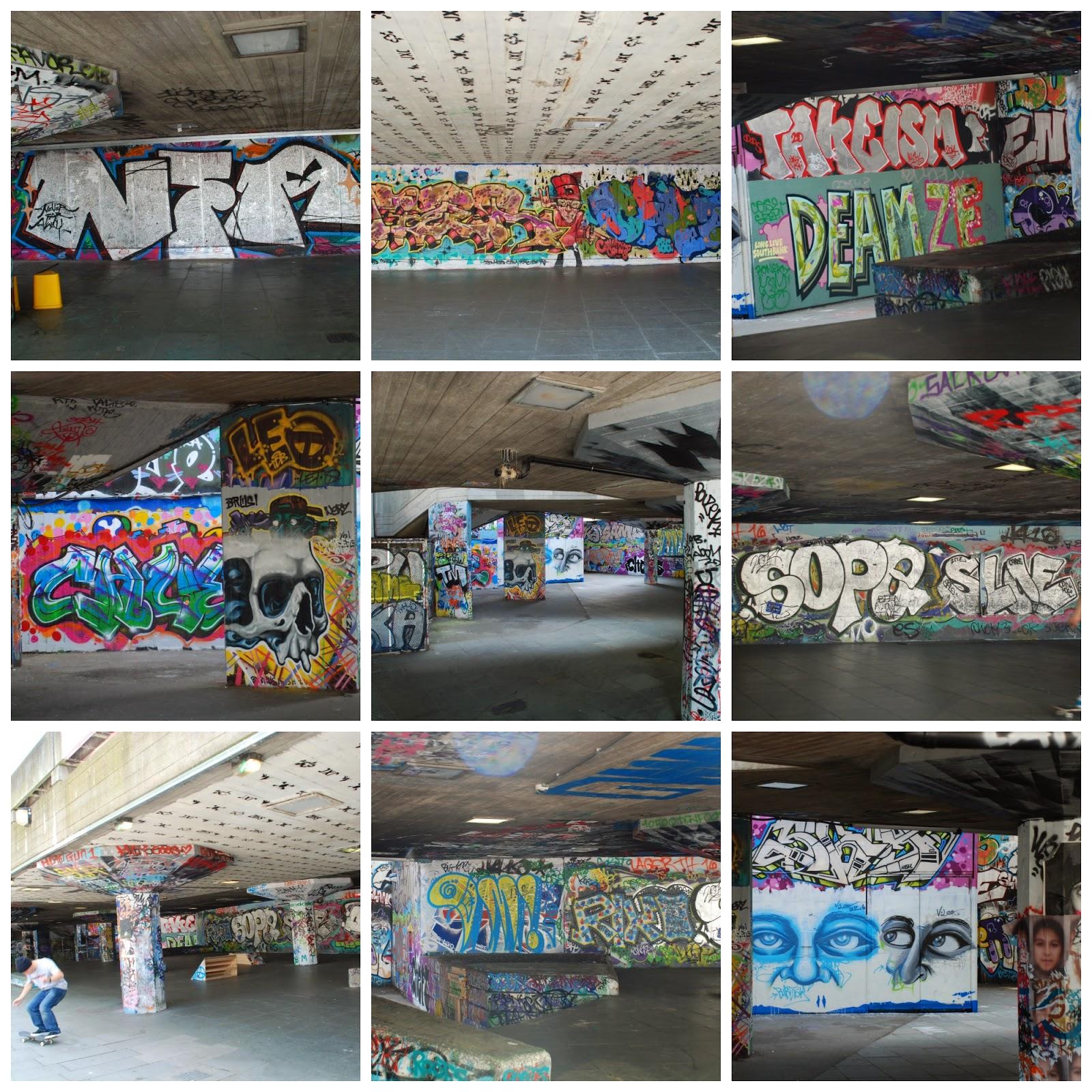 Skateboarders' Park, Southbank Centre