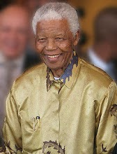 NELSON MANDELA  (1918-2013) - POLITICIAN - CIVIL RIGHTS ADVOCATE