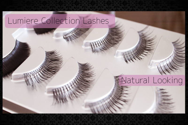 Baby Vs Beauty Lumiere Collection False Lashes