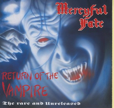 Mercyful Fate   Return Of The Vampire %2528Front%2529 Mercyful Fate Discografia
