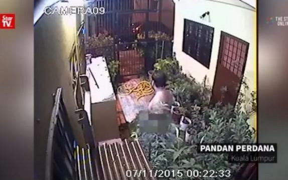Lelaki Onani di Pandan Indah Berjaya Ditahan