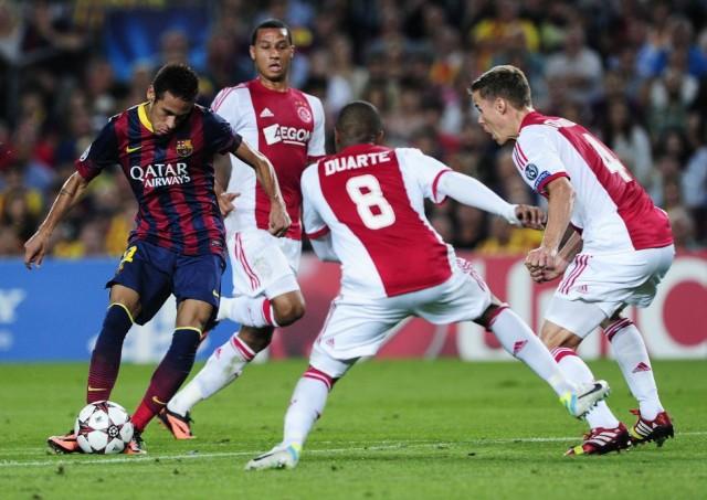 3 Hasil Skor Barcelona vs Ajax Liga Champions: Lionel Messi Hattrick!