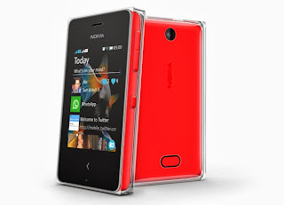 Nokia Asha 500 Diluncurkan Bersama 3 Varian Baru Keluarga Asha