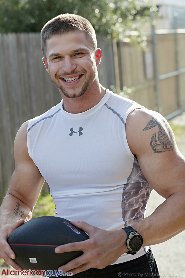 Picture About Male Model Fitness From the southeast part of the U.S. Jon Doliana