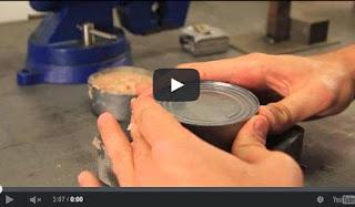 بالفيديو: الحل السحري كيف تفتح علبة التونا بدون آلة حادة وبدون أي شيء طريقة سريعة