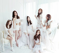 Dal Shabet. Hey Mr. Chu