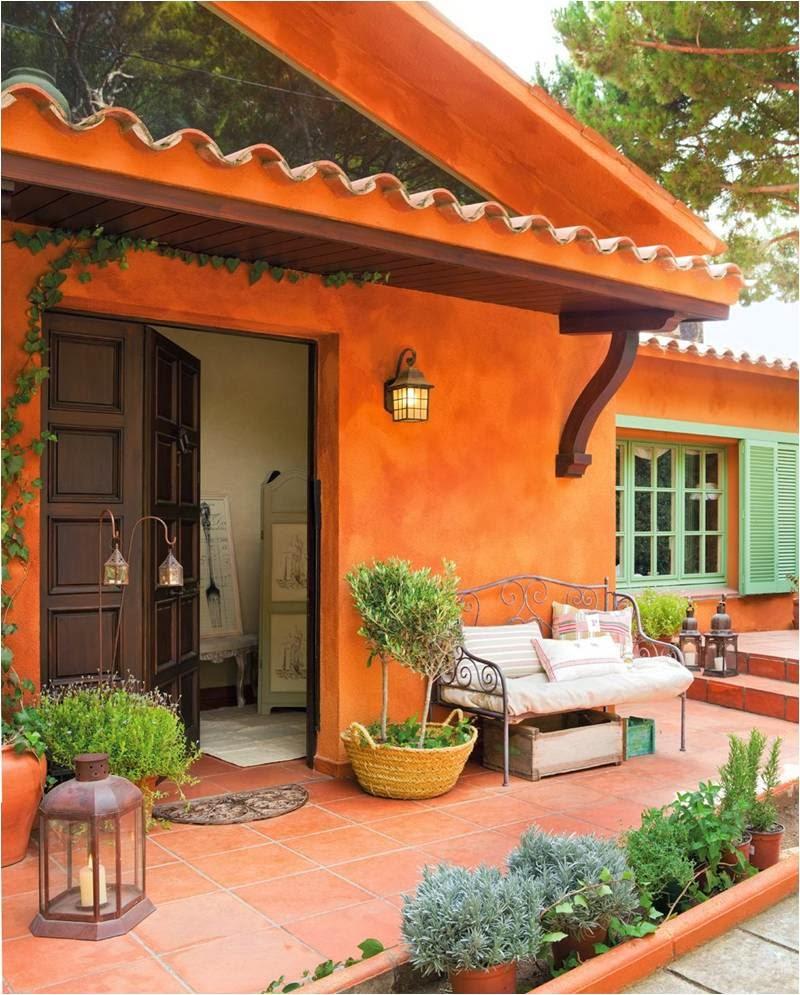 922a08b309 Uma casa de campo no estilo Provençal