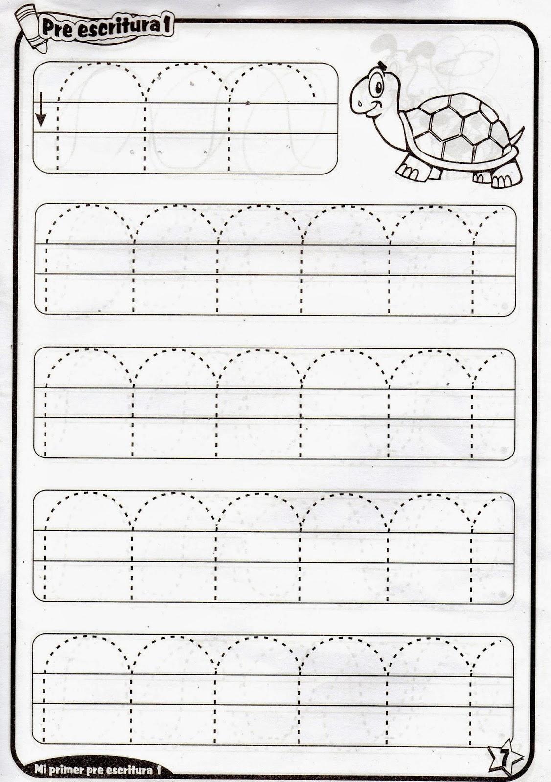 Actividades de ense anza de la lecto escritura en for Actividades para jardin