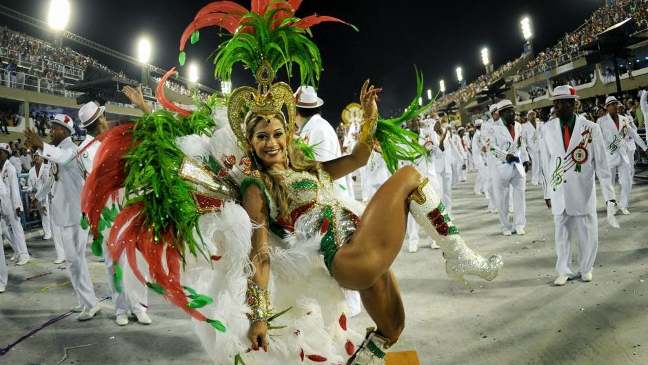 Samba Dance Picture World