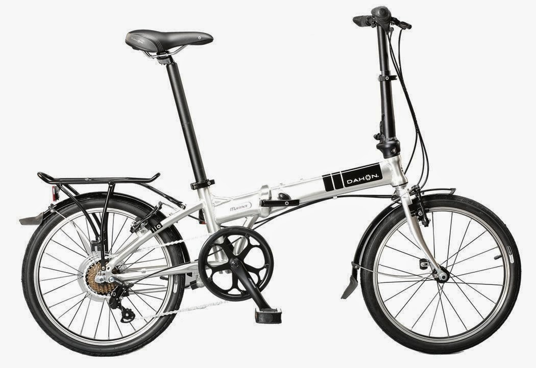 Exercise Bike Zone Dahon Mariner D7 Folding Bike Review