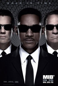 Poster de Men in Black 3