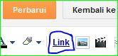 cara mudah membuat link di dalam artikel blog