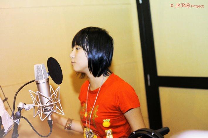 "Recording sesion ""Dhike JKT48"""