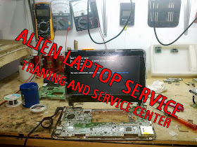 ALIEN LAPTOP SERVICE
