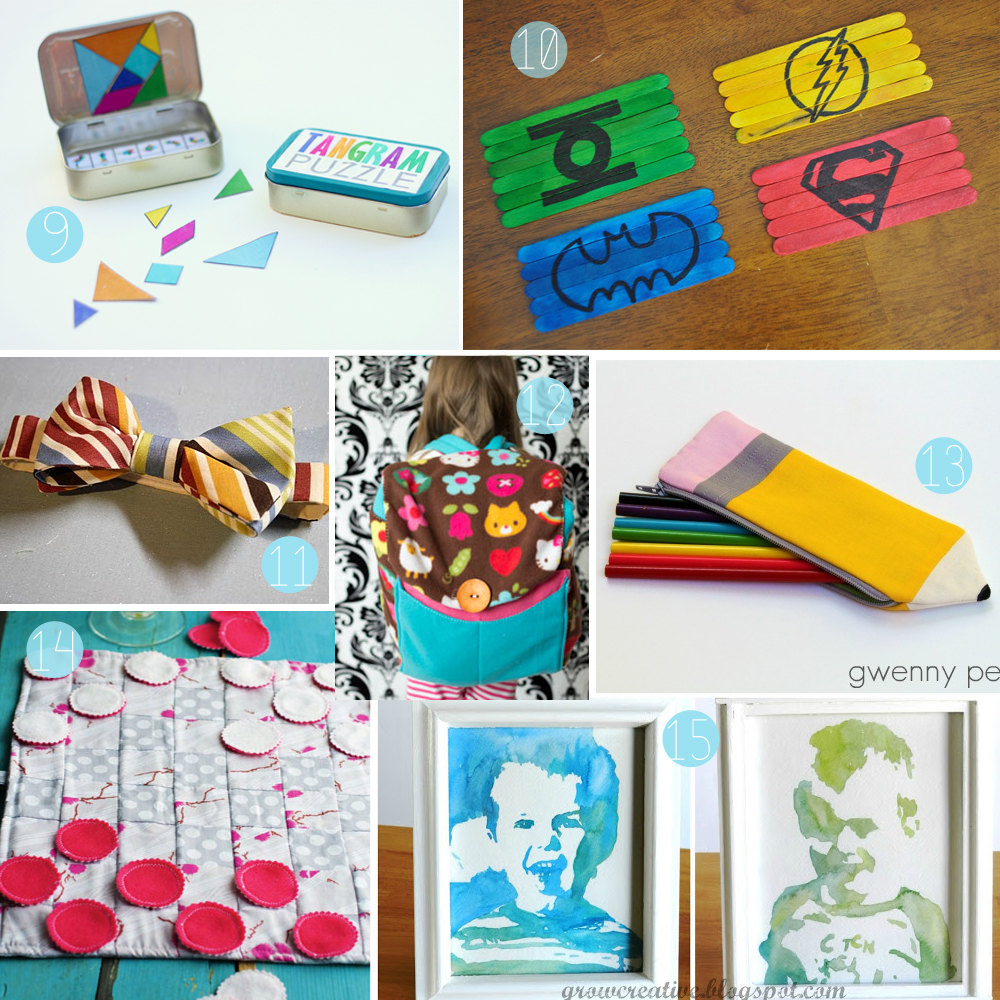diy christmas gift guide for children 2012