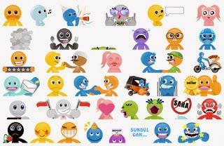 Cara Membuat Emoticon Kaskus Di Komentar Blog