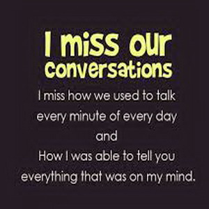 Miss you status for whatsapp Bbm our conversations