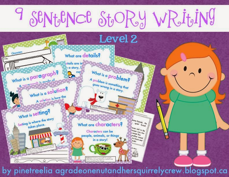 writing fiction  story writing for primary