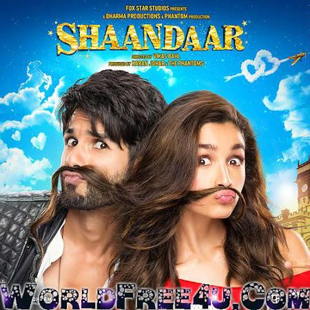 Cover Of Shaandaar (2015) Hindi Movie Mp3 Songs Free Download Listen Online At worldfree4u.com
