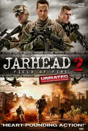 JarHead 2 Field of Fire 2014 poster