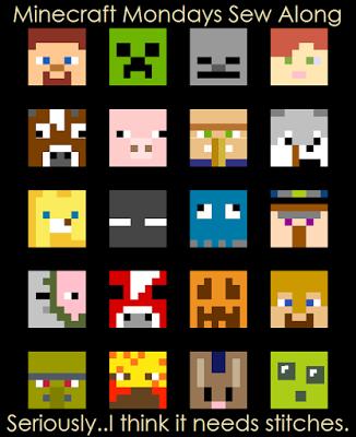 Minecraft Mondays!