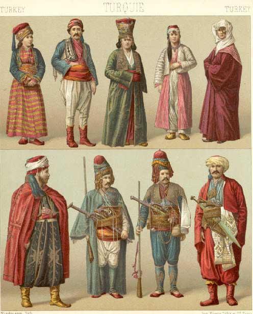 Kurdish Male Fashion Suits