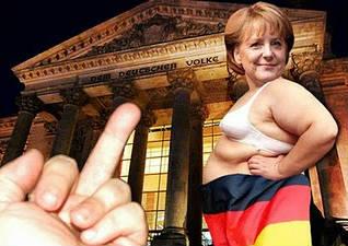 Γερμανοί : «Ψήφισαν χάος, οι αχάριστοι Έλληνες»! Έλληνες: «Δεν σας κάνουμε το χατήρι να πεθάνουμε σαν λαός!»!