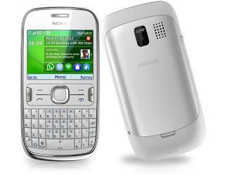Nokia Asha 302 galería de imágenes