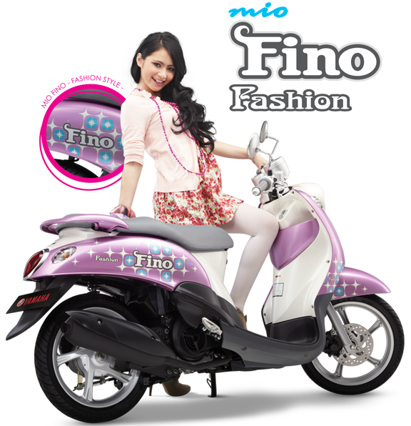 Yamaha Fino Fashion