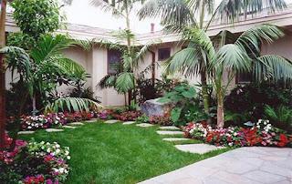 Landscaping Modern Garden Design