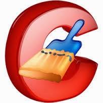 شعار البرنامج CCleaner