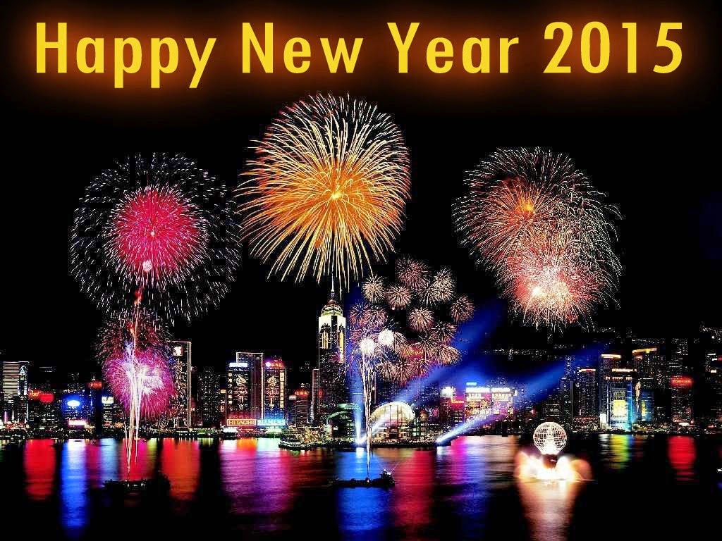 Best Beautiful Happy New Year Backgrounds Free 2015