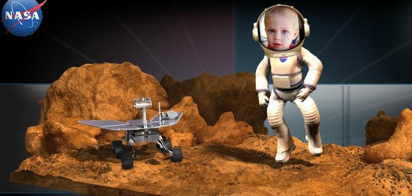 make an astronaut - photo #45