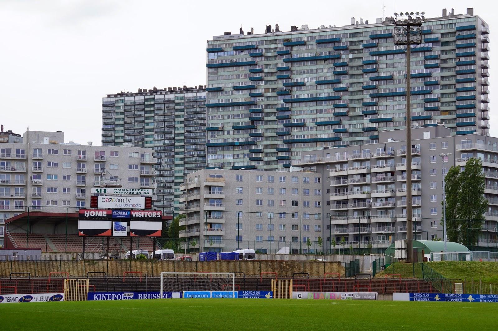 26 IV 2014 / RWDM Brussels FC Gwyneth Paltrow