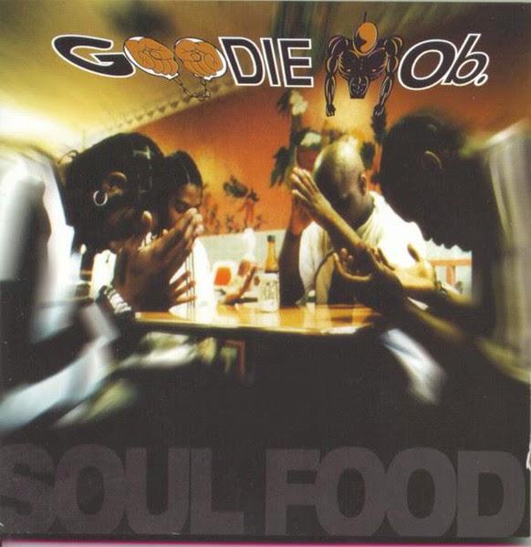 Goodie Mob - Soul Food Cover