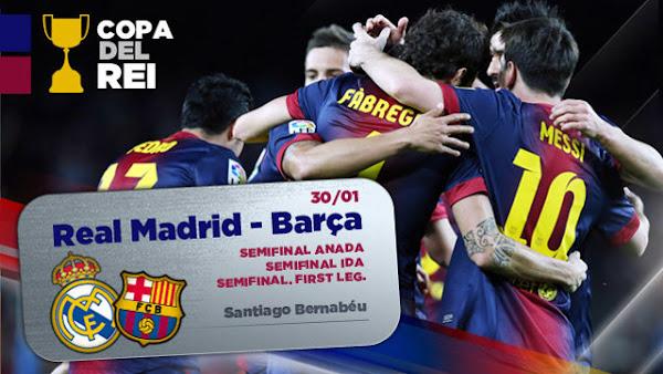 InfoDeportiva - Informacion al instante. REAL MADRID VS FC BARCELONA
