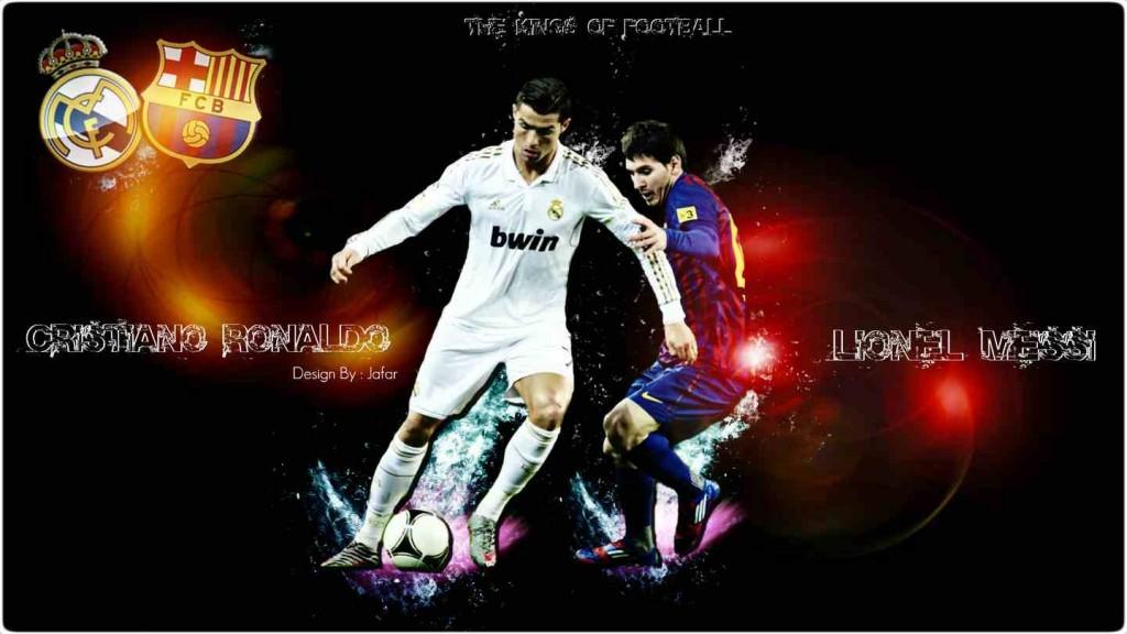 News 2013 Cristiano Ronaldo Vs Lionel Messi Wallpapers 2012