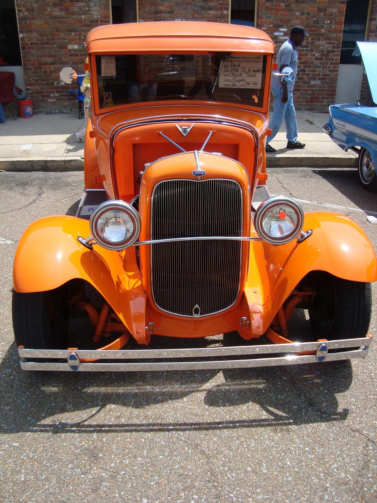 Moto Panic Local Car Show Pics - Tupelo car show