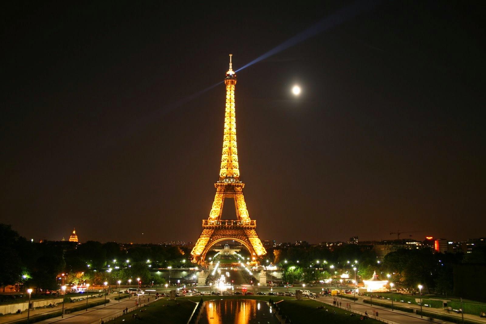 Fakta Mengejutkan Tentang Menara Eiffel