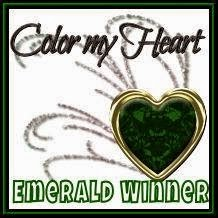 Color My Heart Emerald Award Winner