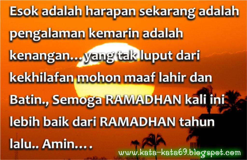 Kumpulan Kata Ucapan Menyambut Bulan Puasa Ramadhan