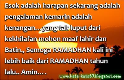 Kumpulan Kata Ucapan Menyambut Bulan Puasa Ramadhan 2015