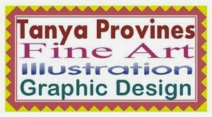 Tanya Provines  Fine Art  Illustration  Graphic Design