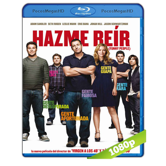 Hazme Reir (2009) BRRip 1080p Audio Dual Latino/Ingles 5.1