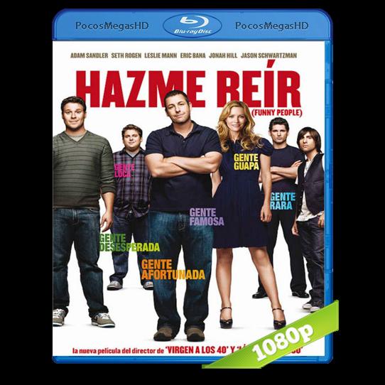 Hazme Reir (2009) BRRip 1080p Audio Dual Latino/Ingles 5.1