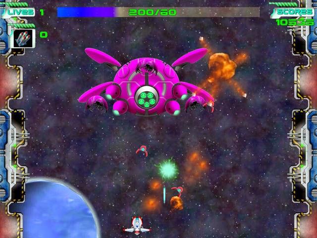 Download Game Space Invanders