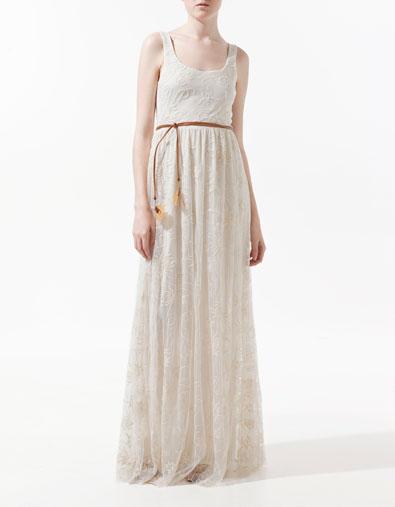 Zara Prom Dresses 36
