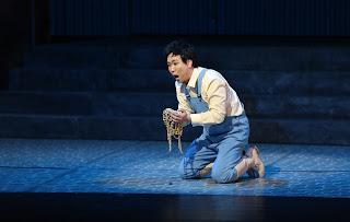 I gioielli della Madonna - Slovak National Theatre: Kyungho Kim (Gennaro)